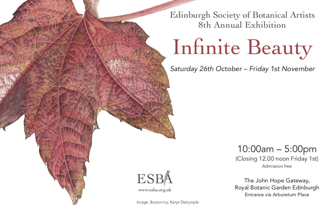 ESBA Exhibition – Infinite Beauty